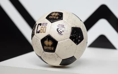 Serie C, il nuovo pallone della stagione 2019/20