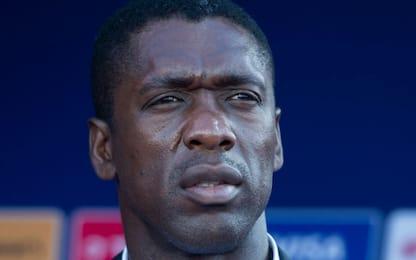Seedorf licenziato, non è più CT del Camerun