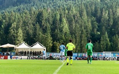 Goleade Lazio, Samp e Parma. Solo 1-1 per l'Hellas