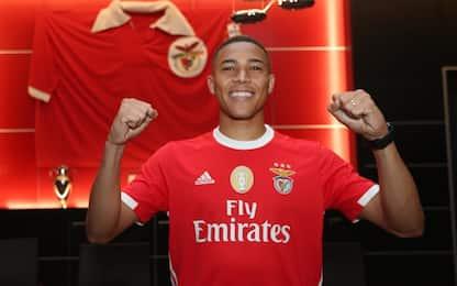 Napoli, Vinicius al Benfica. La clausola è super