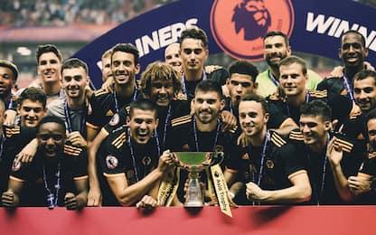 Asia Trophy: vince il Wolverhampton, City ko