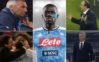 Napoli, tutti presenti nella clip... tranne Sarri