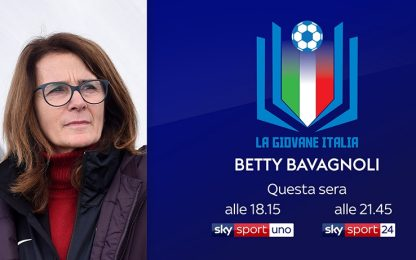 Betty, un calcio diverso. Finalmente