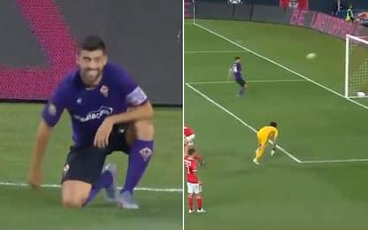 Bene ma non Benassi: che errore col Benfica! VIDEO