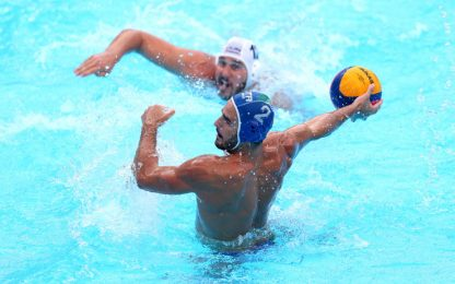 Settebello in finale mondiale: Ungheria ko 12-10