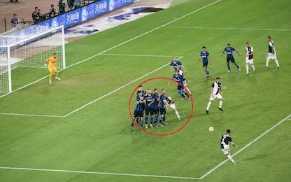 """CR7: """"Meritato di vincere"""". Ma il gol è irregolare"""