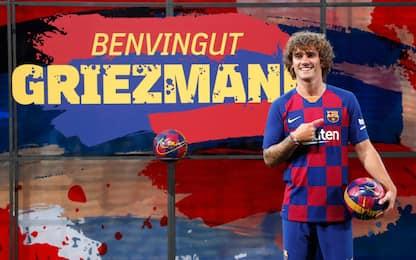 Griezmann-Barça, trasferimento bloccato?
