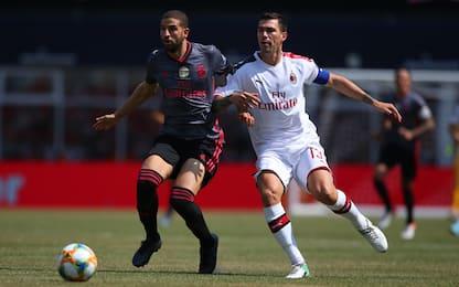 L'ex Taarabt beffa il Milan, il Benfica vince 1-0