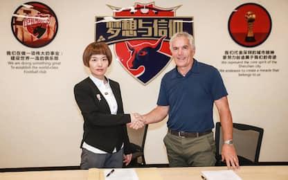 Donadoni è il nuovo allenatore dello Shenzen FC