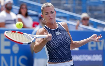 Giorgi ko in finale: trionfa Pegula a Washington