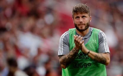 "Colpo Genoa, arriva Schone: ""Arrivederci Ajax"""