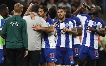 Champions, colpo del Porto. Vince l'Olympiacos