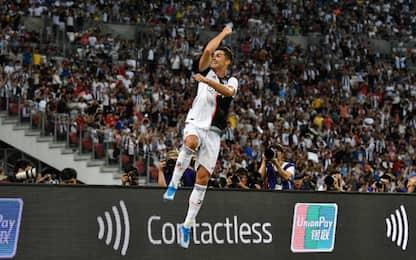 """CR7: """"Il gol più bello sarà il prossimo"""""""
