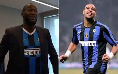 """Lukaku e l'idolo Adriano: """"Avevo la sua maglia"""""""