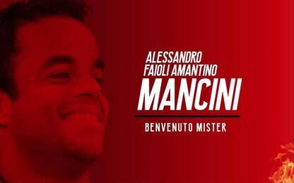 Foggia, ufficiale l'arrivo di Mancini in panchina