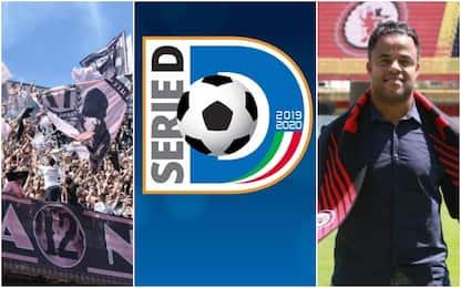 Serie D, i gironi del campionato 2019-2020