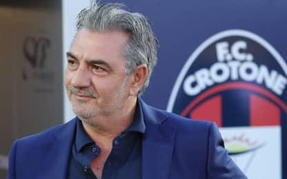 """Crotone, il presidente Vrenna: """"Ritiro la squadra"""""""
