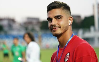 Milan, l'obiettivo è cedere A. Silva allo Sporting