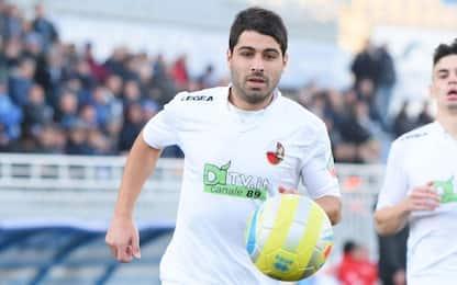 Dal Milan alla D: Palermo, preso Juan Mauri