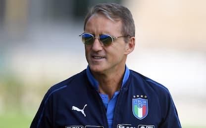 """Mancini: """"Juve la più forte. Poi Napoli e Inter"""""""