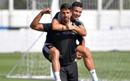 "Khedira: ""Sarri fa per me. Ronaldo come LeBron"""