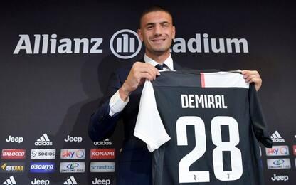 """Demiral: """"La Juve un sogno, Chiellini mio idolo"""""""