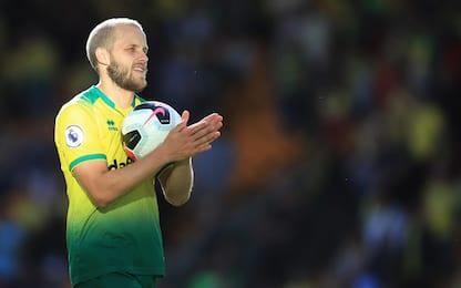 Pukki-mania in Premier: gol e record col Norwich