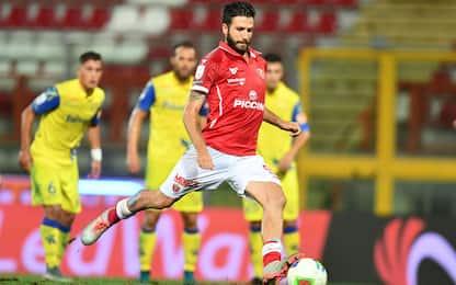 Doppio Iemmello, Chievo ko: vince 2-1 il Perugia