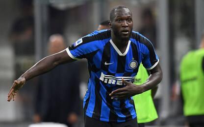 Subito Inter, subito Lukaku: Lecce schiantato 4-0