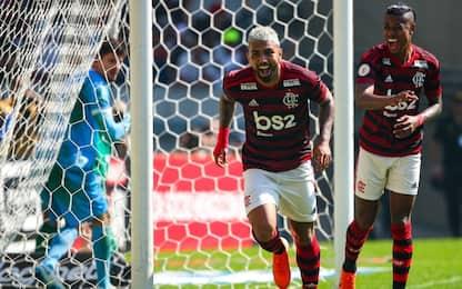 Gabigol da record in Brasile: 16 gol in 20 partite