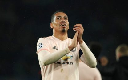 Sorpresa Roma, arriva Smalling dallo United