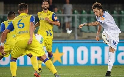 Djordjevic risponde a Dezi: Chievo-Empoli 1-1
