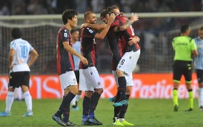 """Soriano: """"Gol dedicato a Mihajlovic, tifosi super"""""""