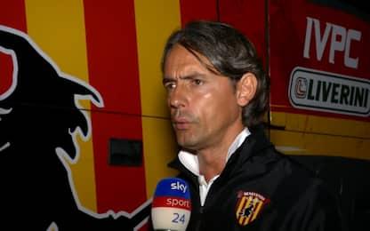 """Inzaghi: """"Piatek non segna? Gli regalerò la mia 9"""""""