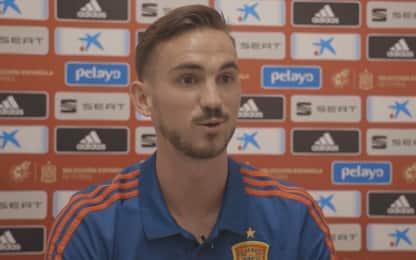 """Fabian: """"Rinnovo col Napoli? Spero arrivi presto"""""""