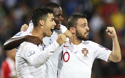 EuroQuali 2020: vince la Francia, colpo Portogallo