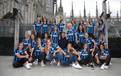 L'Inter è pronta per la Serie A. Con vista Duomo