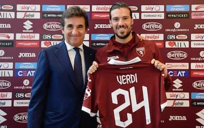 """Verdi: """"Grazie Toro, ripagherò soldi spesi per me"""""""