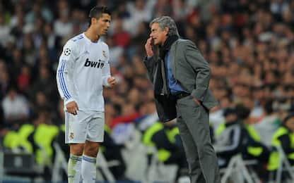 """Mourinho su CR7: """"Farà gol anche a 50 anni"""""""