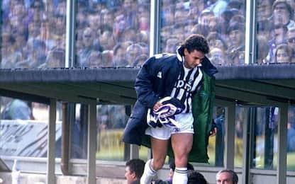Da Baggio in poi, i doppi ex di Fiorentina e Juve