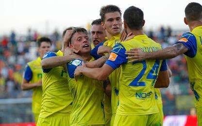 Chievo, prima gioia nel derby: Venezia ko 2-0