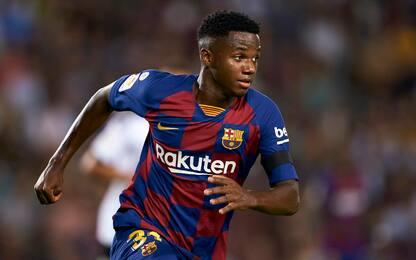 Barça, Fati diventerà spagnolo. Salta il Clasico?