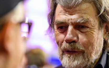 """Messner, il """"Re degli Ottomila"""" compie 75 anni"""