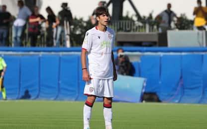 Cagliari, nuovo Conti: Bruno Jr segna in Primavera
