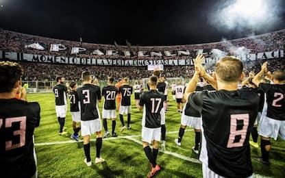Serie D, record di abbonamenti per il Palermo