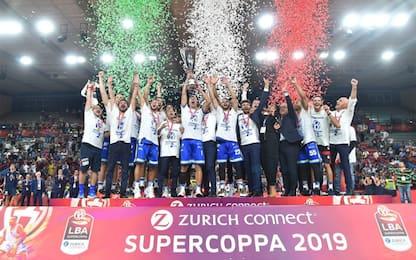 La rivincita di Poz: Supercoppa a Sassari