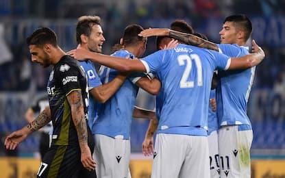 Immobile-Marusic, la Lazio riparte: Parma ko 2-0
