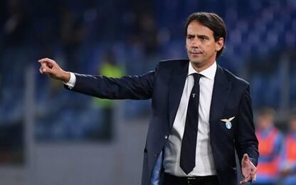 """Inzaghi: """"Immobile plateale, ma zero problemi"""""""