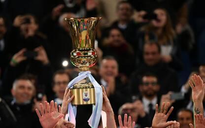Coppa Italia, calendario e orari del quarto turno