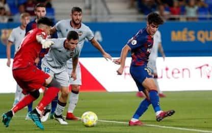 Piccoli Messi crescono: che gol di Collado! VIDEO